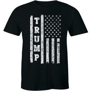 Trump American Flag President Donald Trump T-shirt